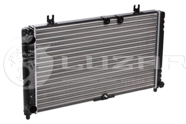 Радиатор 1118-19 охлажд.двигателя с конд.LUZAR