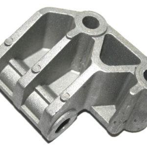 Кронштейн генератора 2108 алюминиевый низ - 3701630-00