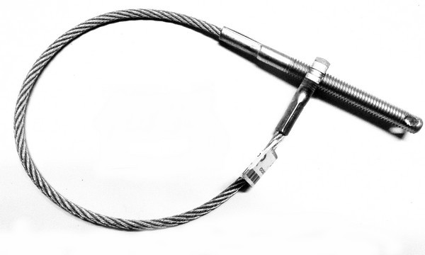 Трос ручника 2101 - 3508068-00 короткий дааз