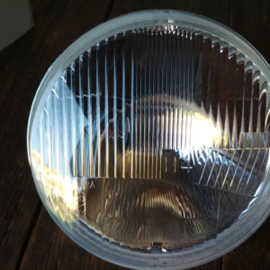 Оптика 2121-21213 с металлическим отражателем  (ТМ 114) VESEM Польша (к-т)